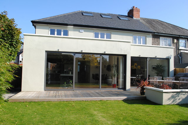 home extensions kitchen renovations builders dublin home